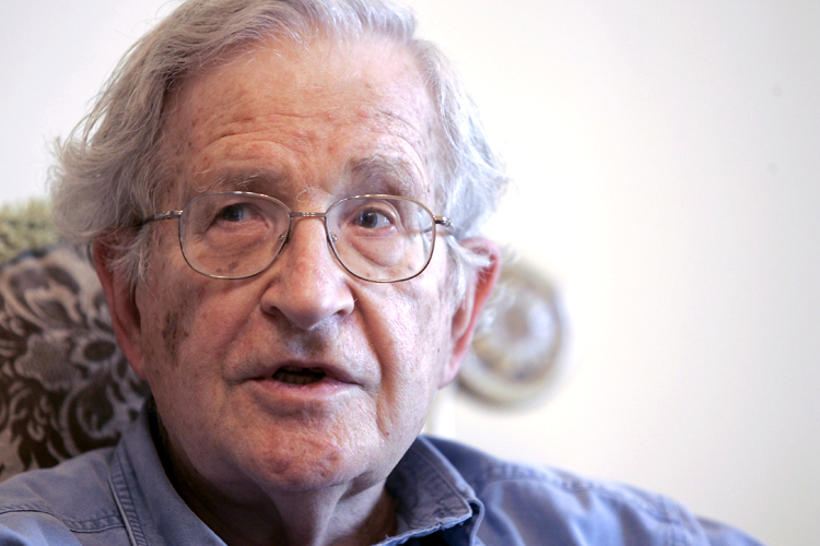 Chomsky: The U.S. behaves nothing like a democracy
