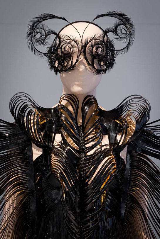 An afternoon with Iris Van Herpen
