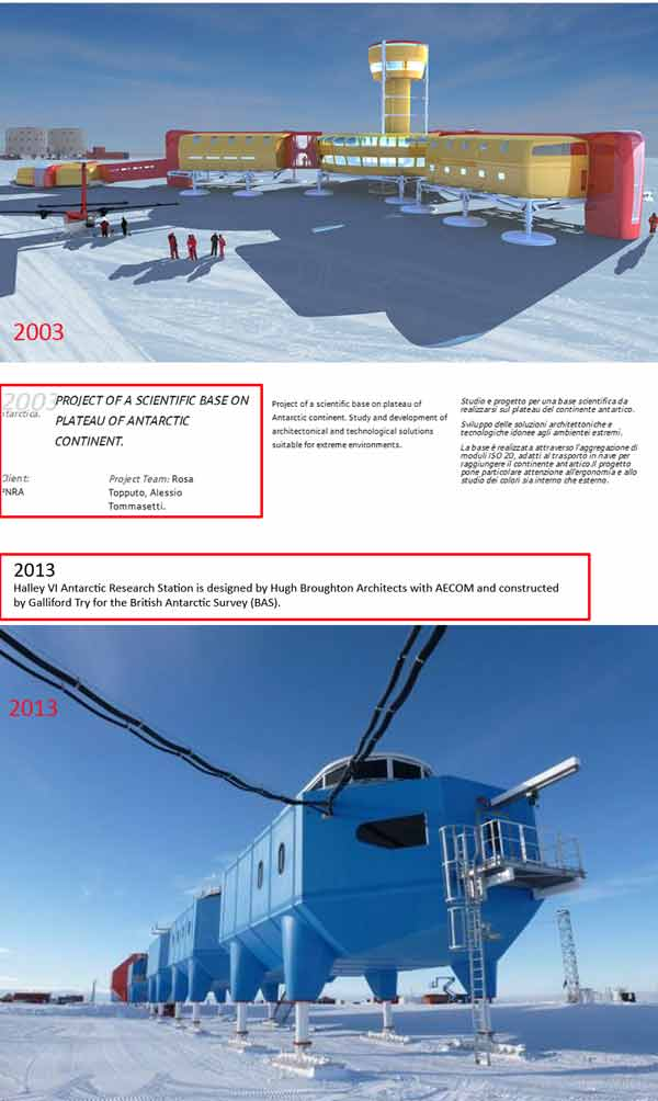 Antarctic Research Stations