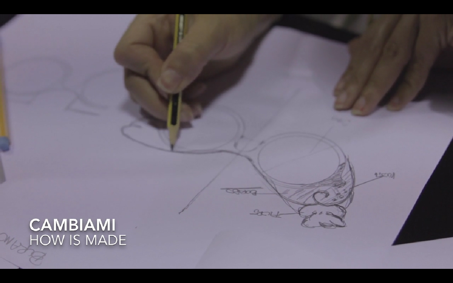 Video #cambiami HOW IS MADE