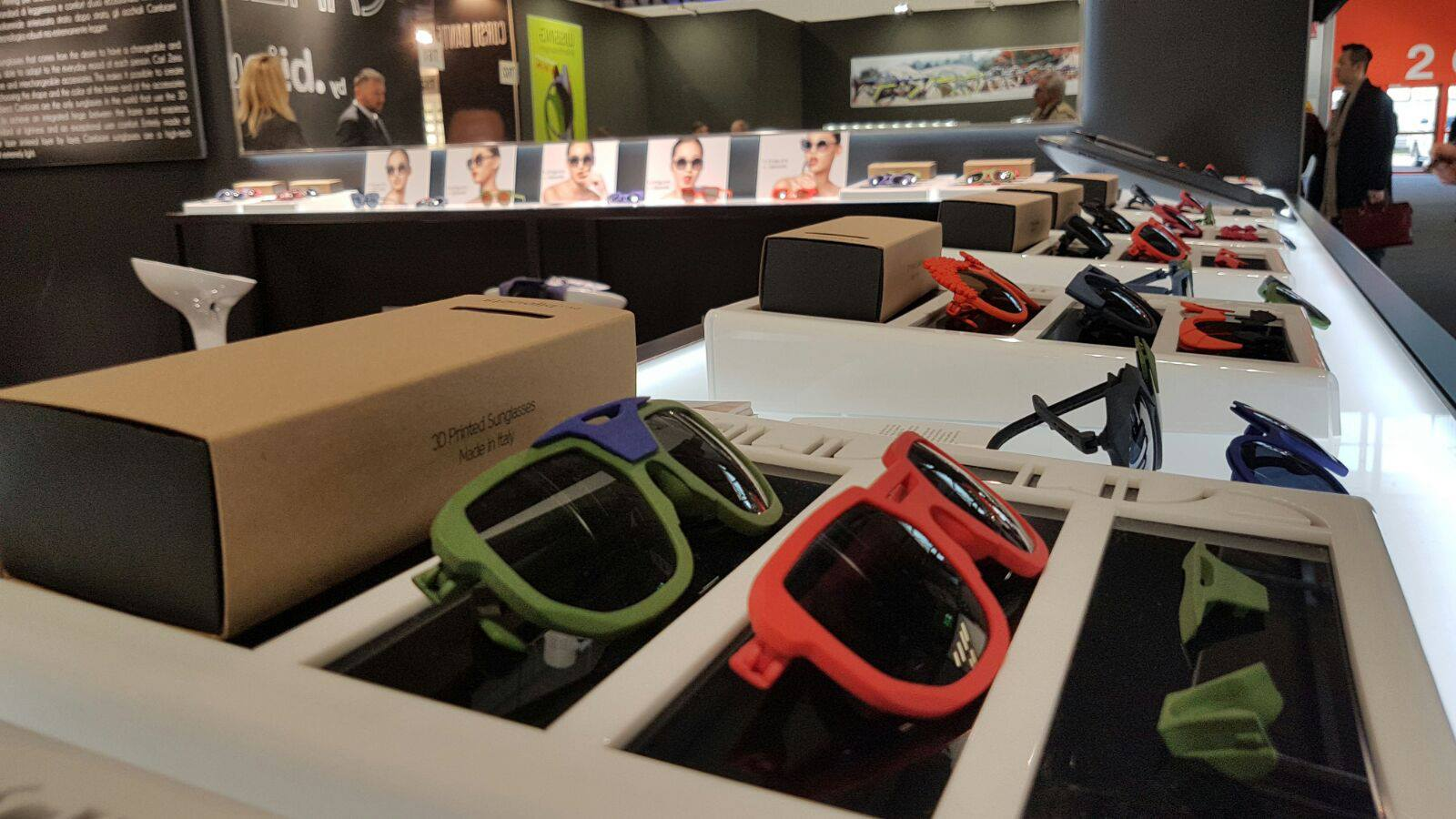 Mido 2017 and Cambiami e Cambiami2.0 eyewear by D'arc.Studio for .Bijouets