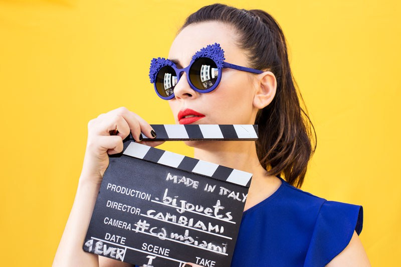Cambiami eyewear by D'arc.Studio for Bijouets on Fashion TV Dubai